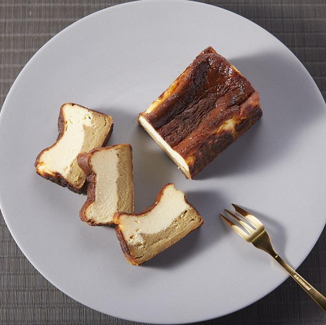 画像: ~3つ星シェフパティシエによる絶品お芋スイーツ~蜜芋バスクチーズケーキ(& OIMO TOKYO) | Cake.jp