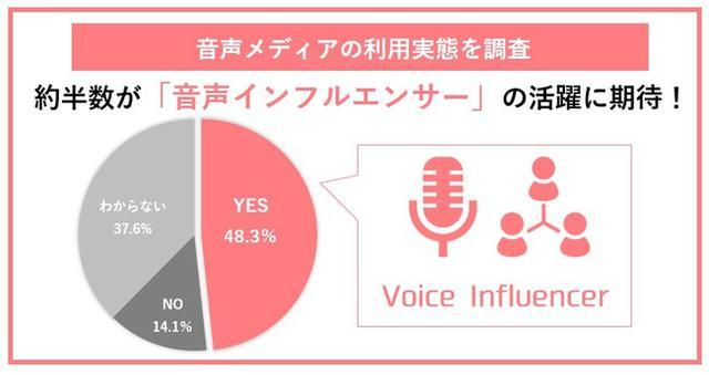 画像: 約3人に1人が「音声メディアを日常的に利用」と判明!