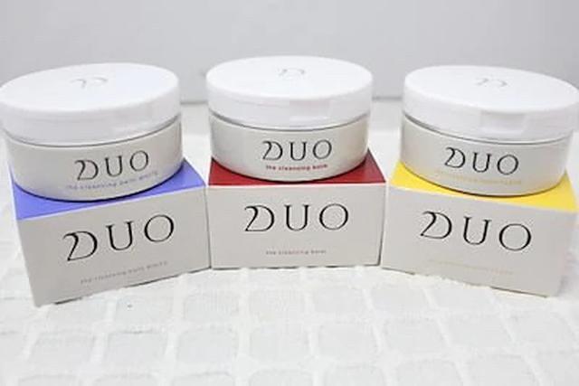 画像1: 【DUO】the cleansing balm (ザクレンジングバウム)