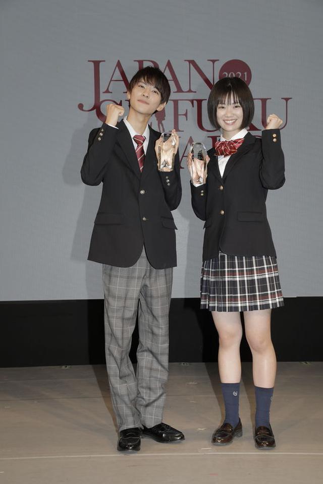 画像6: 『日本一制服が似合う男女』が決定!若手モデルの登竜門「第8回日本制服アワード」受賞者を発表