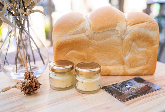 画像: 2.バチが当たりそうなほどパンが高級な素材を纏う、トリュフバターを堪能セット