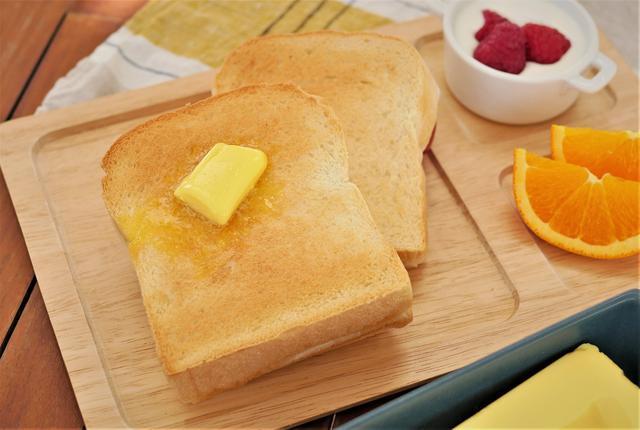 画像: 2.焼いておいしいトースト#スチパン