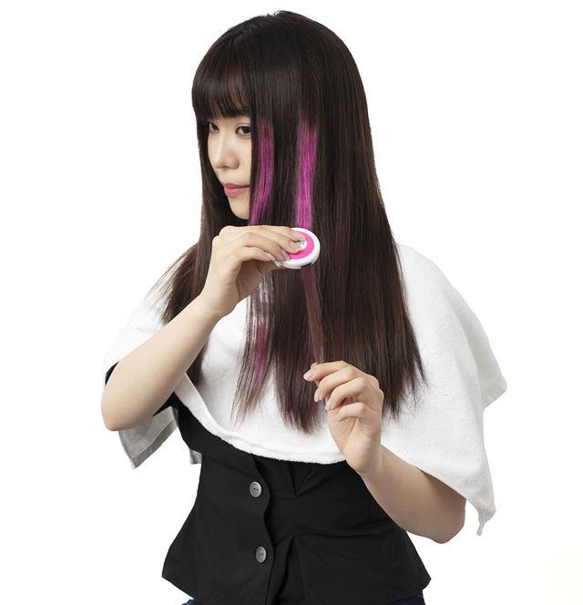 画像5: 【レポ】透明感のある髪色で、もっと自由に、思いのままに。自分でつくるデザインカラー「got2b」誕生♡