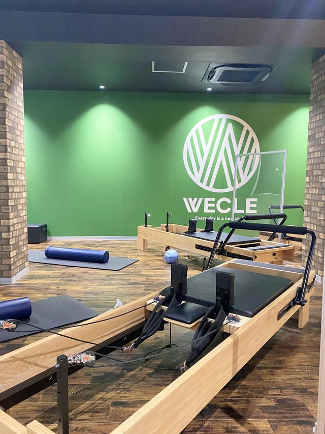 画像: マシンピラティス専門店「WECLE」とは?