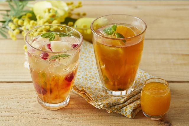 画像3: フルーツを使った華やかな春スイーツ&桃やパッションフルーツの限定ティー