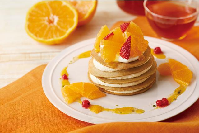 画像4: フルーツを使った華やかな春スイーツ&桃やパッションフルーツの限定ティー