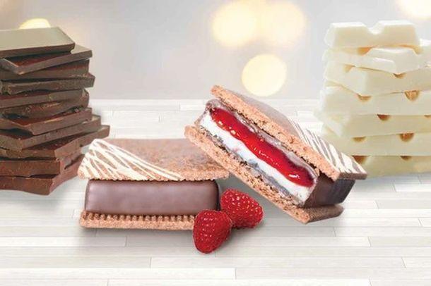 画像1: 1日5,000個売れた大人気、信州チョコレート専門店より ホワイトデー限定チョコサンドが新登場!
