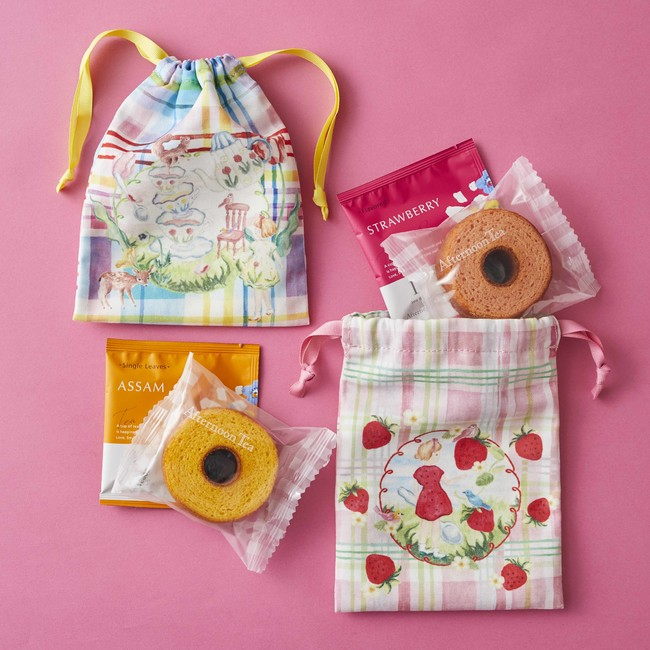 画像3: 春限定!いちごの焼き菓子