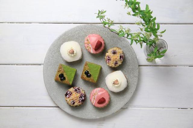画像1: CHAVATYの春を楽しもう! 苺や桜、抹茶といった春食材とスコーンを組み合わせた春限定スコーンセット登場