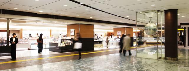 画像: 東京駅 構内のショップ・レストラン TOKYOINFO|グランスタ【公式】