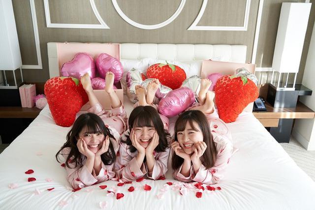 画像2: 【ヒルトン東京お台場】お台場で過ごす、女の子のためのトクベツな休日「GoGo! Strawberry Girls' Night~超!おこもり女子会~」
