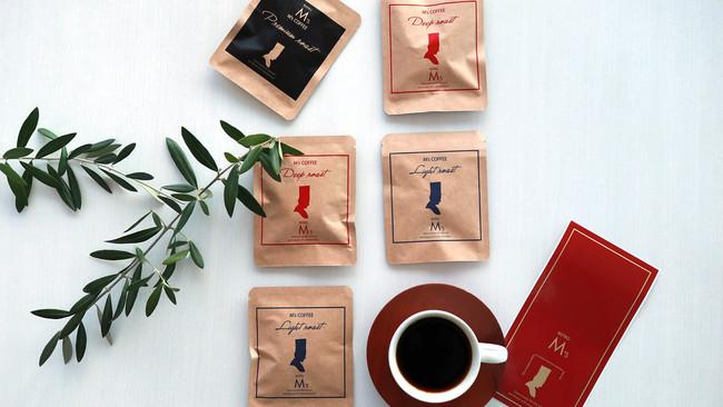 画像: 化粧品会社×バリスタ 共同開発「 M's Blend Coffee」