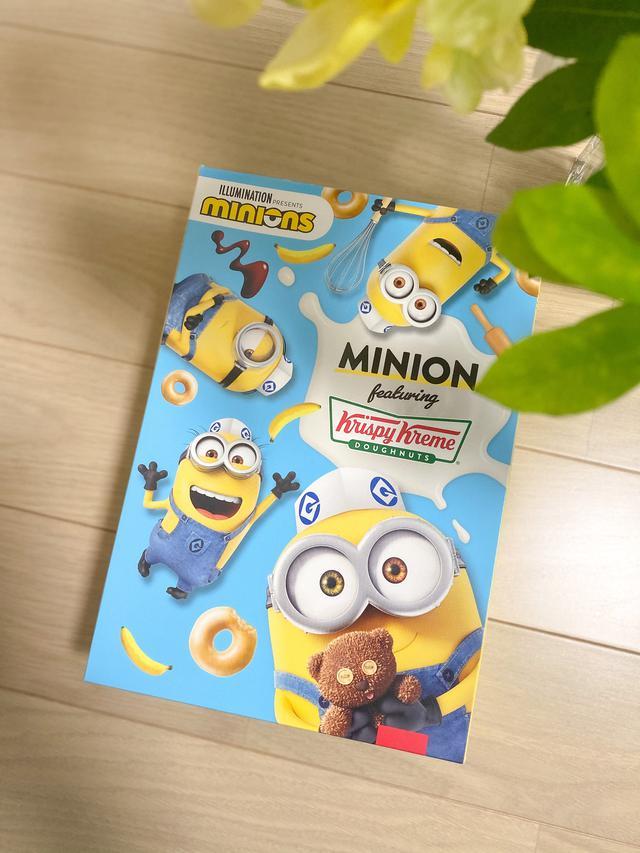 画像1: 可愛いボックスにもミニオンがいっぱい♡
