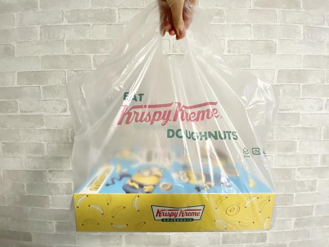 画像: ミニオンとクリスピー・クリーム・ドーナツのコラボドーナツをチェック!