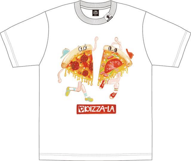 画像: 数量限定!7店舗のみでピザーラ限定のオリジナルTシャツ!
