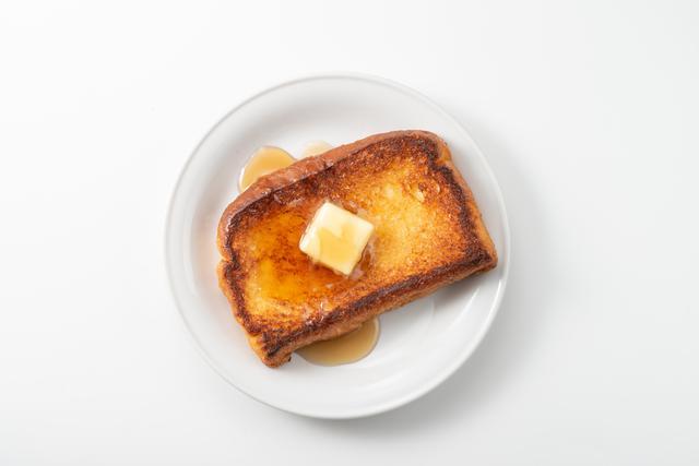 画像: フレンチトースト 250円(税込)
