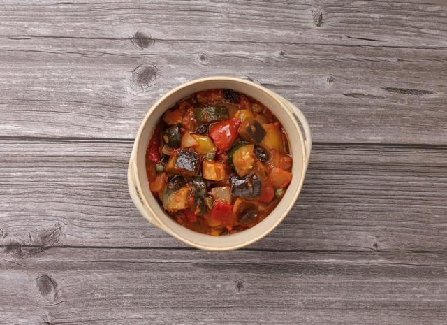 画像: 南イタリア伝統料理カポナータ 540円(税込)