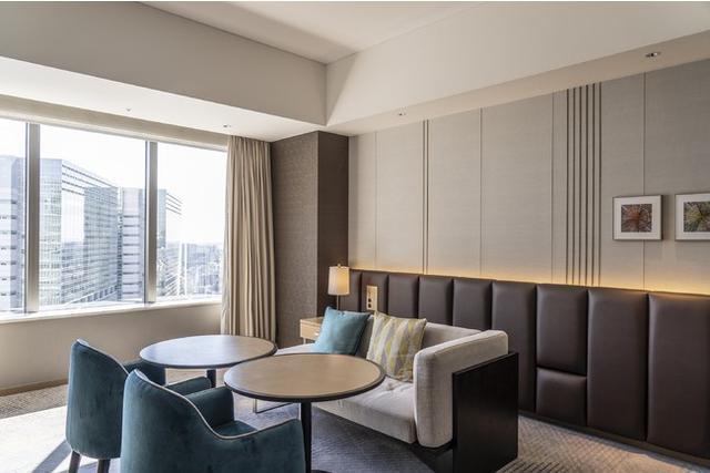 画像2: 【プチ贅沢】密を避け、ホテル客室でアフタヌーンティーを堪能