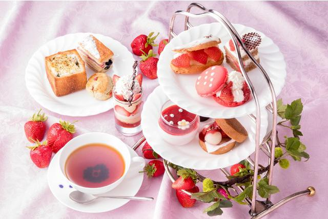 画像1: 【ザ・プリンス 京都宝ヶ池】京都産の食材や苺づくしのストロベリーフェアを開催