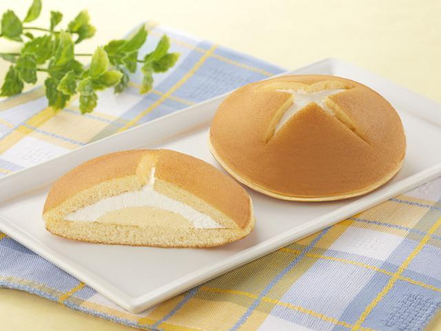 画像1: 銅釜炊きカスタードとクリームを堪能できる「クリーム生サンド・カスタード&ミルク」を新発売