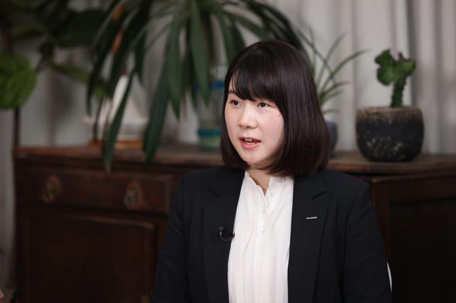 画像: 資生堂アクアレーベルグループ 須貝展子さん