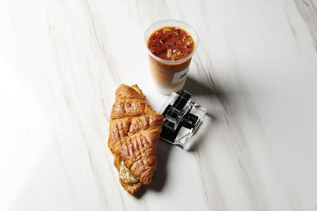 画像4: 5種のルイボスエスプレッソ、4種のルイボスエスプレッソと相性のいい大豆ペーストを使用したドーナツや軽食のマッチングを提案