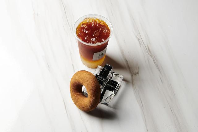 画像5: 5種のルイボスエスプレッソ、4種のルイボスエスプレッソと相性のいい大豆ペーストを使用したドーナツや軽食のマッチングを提案