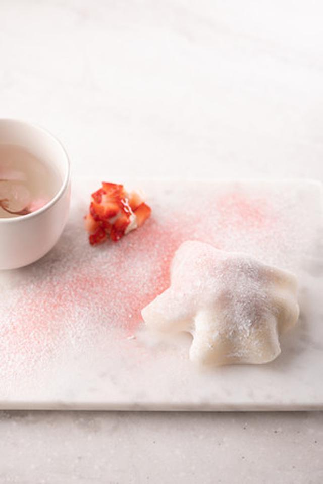 画像3: いちごと桜フルコース ¥5,500(税込)