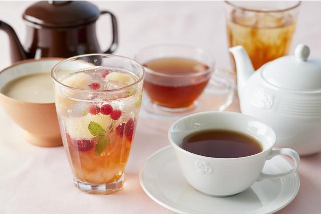 画像2: 初企画!予約制でゆったり楽しむスイーツと紅茶のスペシャルコース<春の贅沢ティーコース>