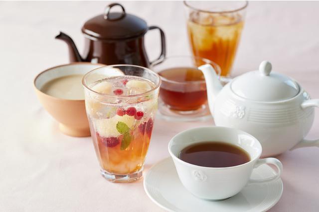 画像2: Afternoon Tea TEAROOM 春の贅沢ティーコース