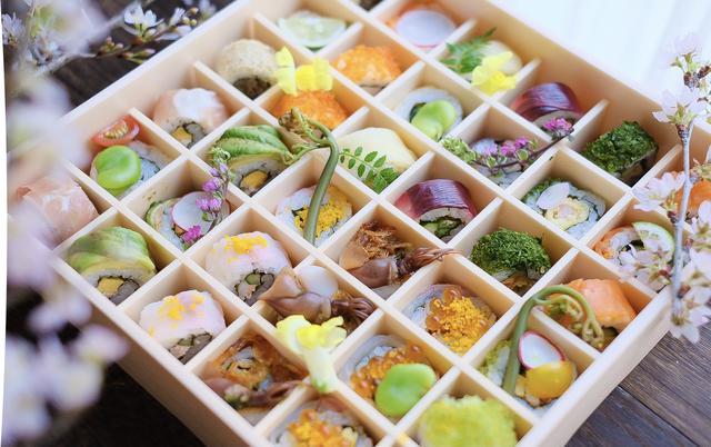 画像3: ロール寿司について