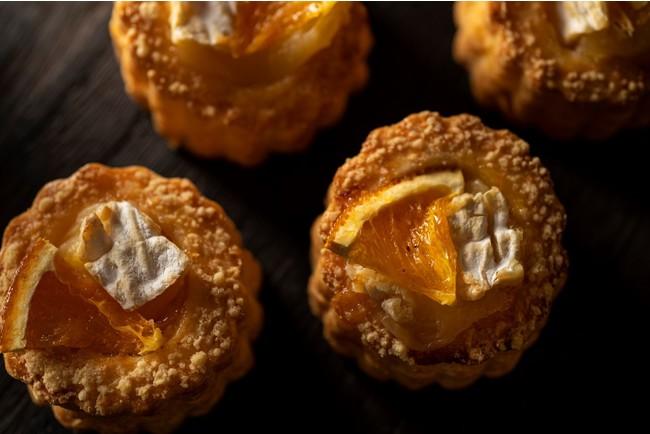 画像3: 今が旬!チーズの名店『フェルミエ』のチーズとCHAVATYのスコーンを組み合わせた上品な味わいが広がる大人のスコーン登場