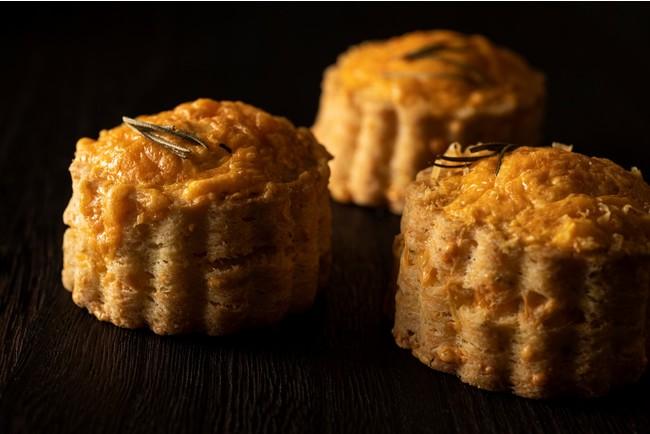 画像2: 今が旬!チーズの名店『フェルミエ』のチーズとCHAVATYのスコーンを組み合わせた上品な味わいが広がる大人のスコーン登場