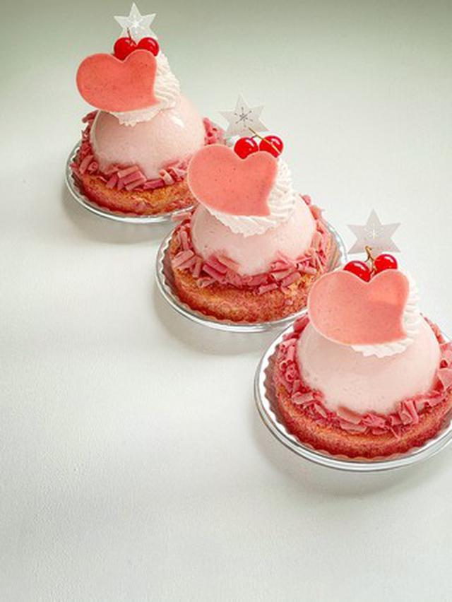 画像: 桃桜