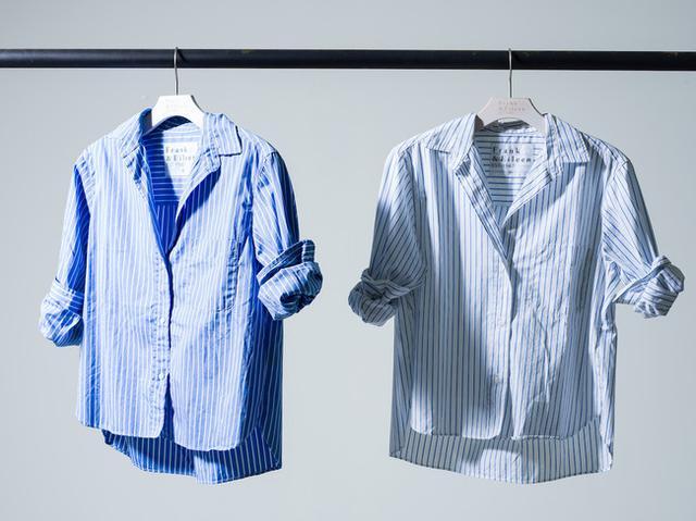 画像1: フランク&アイリーンの新型シャツ「SILVIO」と「RORY」が初登場