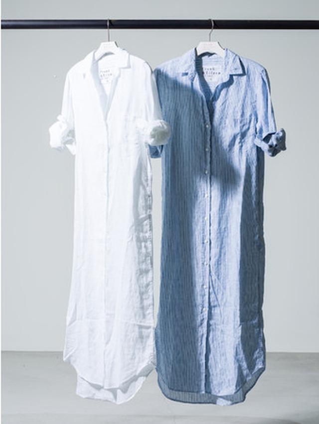画像3: フランク&アイリーンの新型シャツ「SILVIO」と「RORY」が初登場