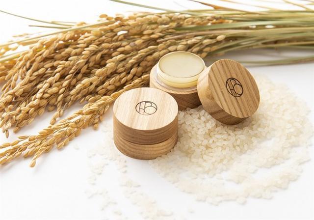 画像2: お米を使ったコスメシリーズ