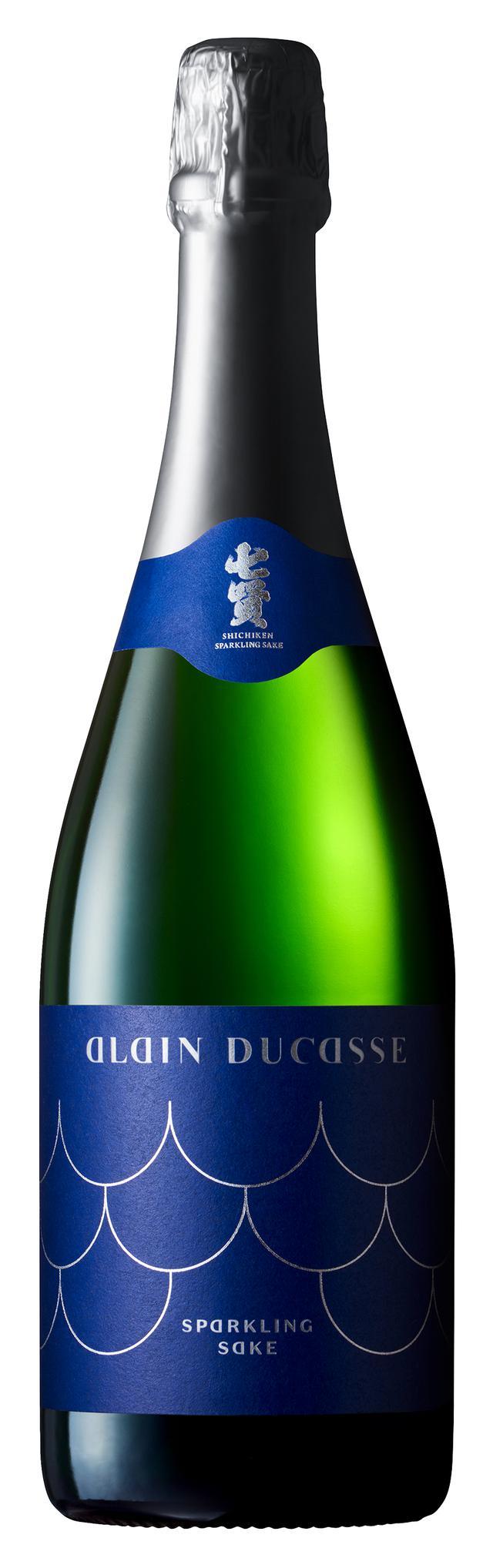 画像: 【レポ】山梨の宝を世界へ!あのアラン・デュカスとコラボした スパークリング日本酒が誕生☆