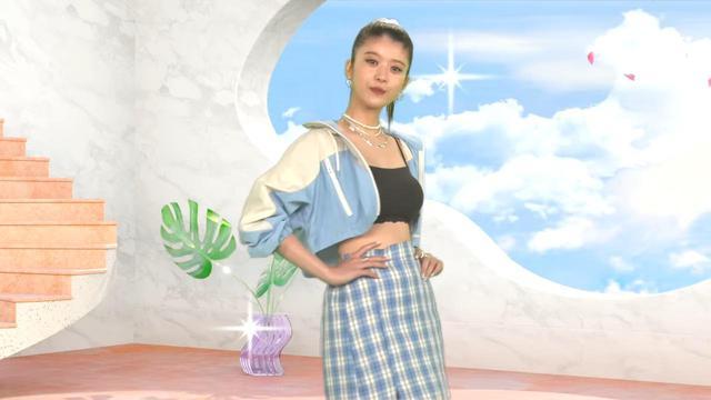 画像: 馬場ふみか、ファッションショーで華麗なモデルウォーク!美スタイルで新作ブラを着こなす