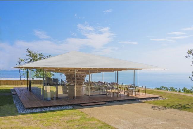 画像1: 隈研吾氏設計のカフェ『COEDA HOUSE』