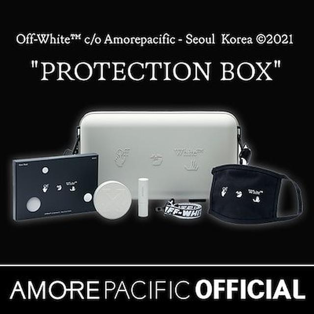 画像: [Qoo10] Off White : [AMORE PACIFIC] Off-... : バッグ・雑貨