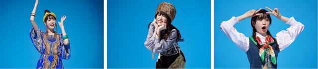 """画像4: 髙橋ひかるさんが得意のダンスを全力で披露!思わずマネしたくなる""""Vポイント""""ポーズにも注目!"""