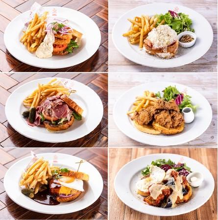 画像5: 「スイーツ系」vs「お食事系」どっちがお好き?