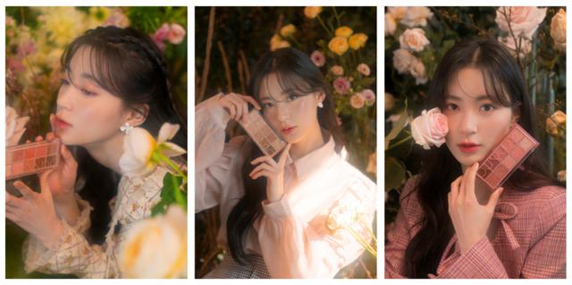 画像: 韓国コスメ「rom&nd」から、捨て色なしの10色アイパレットとブランド初のハイライターが新発売!