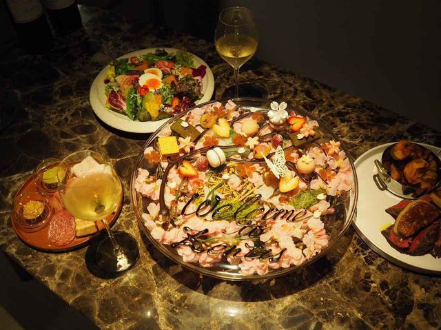 画像1: 時間を気にせず、プライベートな空間で特別なディナーを。