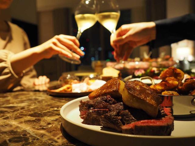 画像1: 【Zentis Dining & Stay】 お部屋でディナー&ステイ。 ディナーコースと、ソムリエセレクトのワインもお部屋にお届け