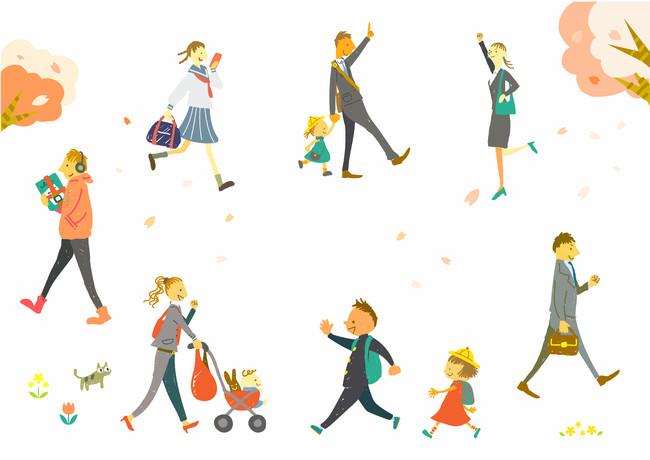 画像1: 先行き不透明な状況への不安の表れ?新生活シーズンが「楽しみ」30.4%!