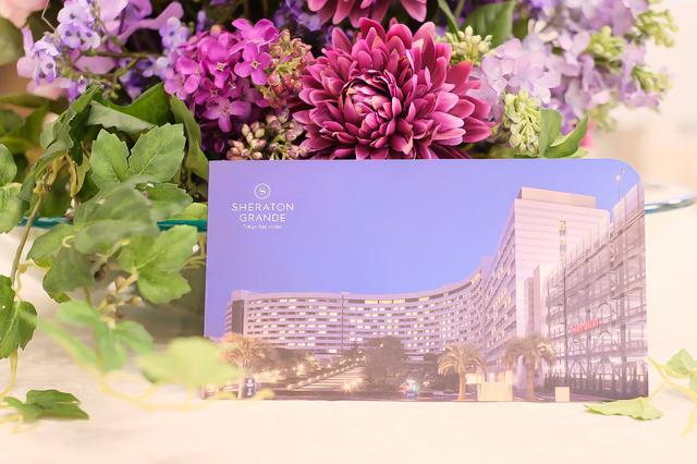 画像1: 【レポ】シェラトン・グランデ・トーキョーベイ・ホテル 開業33周年記念 特別企画が続々登場‥!
