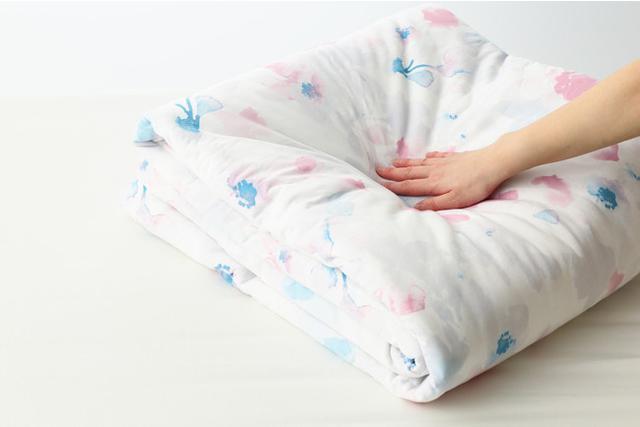 画像: 接触冷感寝具「ふわろ」とは