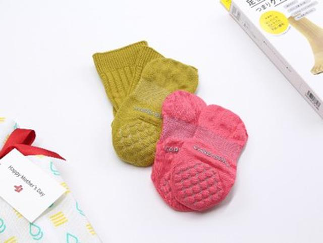 画像3: 人気の靴下を組み合わせた「母の日ギフトセット」が期間限定で登場!